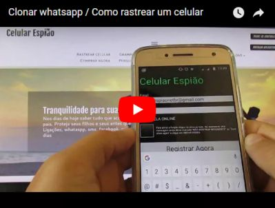 como instalar rastreador do celular